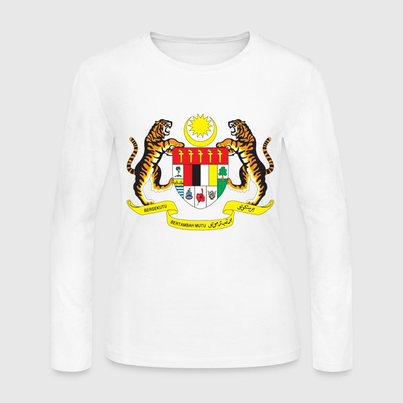 Crest Malaysia (dd)++ Long Sleeve Shirts - Women's Long Sleeve Jersey T-Shirt