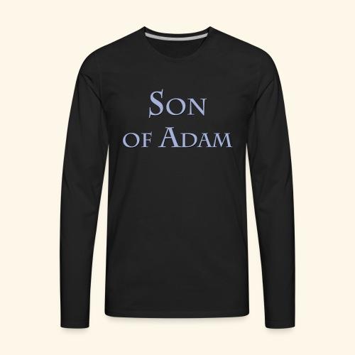 Son of Adam - Men's Premium Long Sleeve T-Shirt