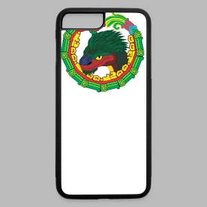 Quetzalcoatl Long Sleeve - iPhone 7 Plus/8 Plus Rubber Case