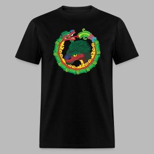 Quetzalcoatl Long Sleeve - Men's T-Shirt