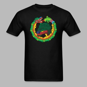 Quetzalcoatl Long Sleeve - Men's T-Shirt