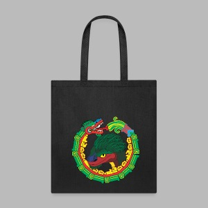 Quetzalcoatl Long Sleeve - Tote Bag