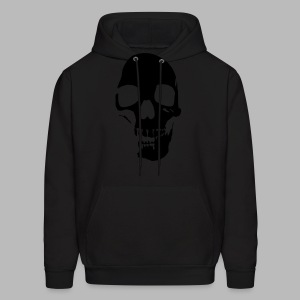 Skull Glow-in-the-Dark - Men's Hoodie