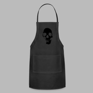 Skull Glow-in-the-Dark - Adjustable Apron