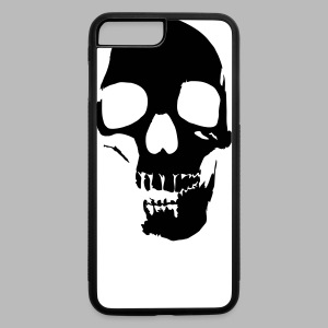 Skull Glow-in-the-Dark - iPhone 7 Plus/8 Plus Rubber Case