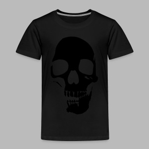 Skull Glow-in-the-Dark - Toddler Premium T-Shirt