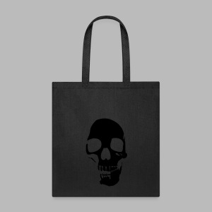 Skull Glow-in-the-Dark - Tote Bag