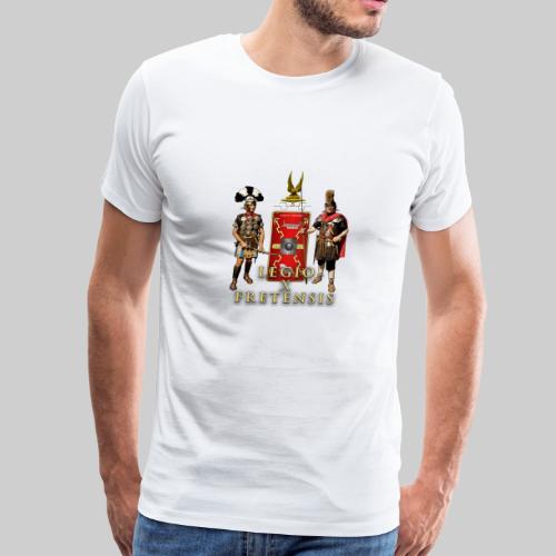 Legio X Fretensis Buttons - Small - Men's Premium T-Shirt