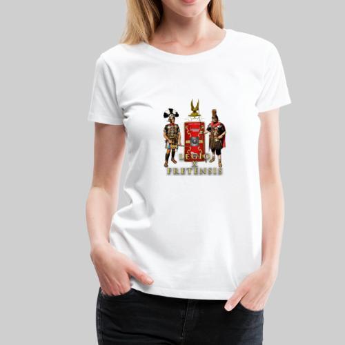 Legio X Fretensis Buttons - Small - Women's Premium T-Shirt