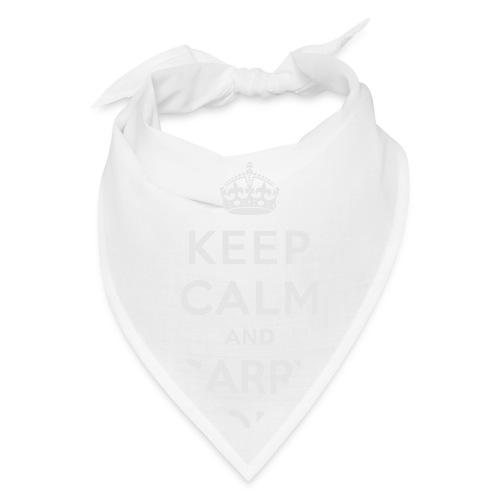 Keep Calm and Carry On Ladies Sweatshirt - Bandana