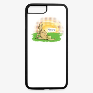 Australia VS New Zealand - iPhone 7 Plus/8 Plus Rubber Case