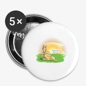 Australia VS New Zealand - Small Buttons