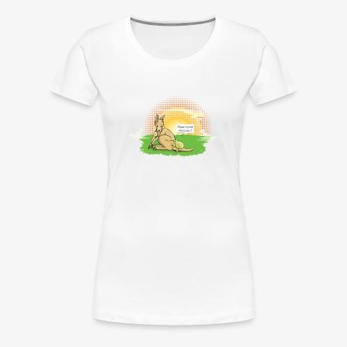 Australia VS New Zealand - Women's Premium T-Shirt
