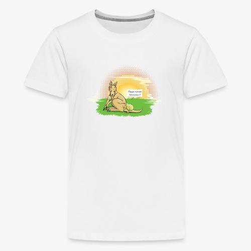 Australia VS New Zealand - Kids' Premium T-Shirt