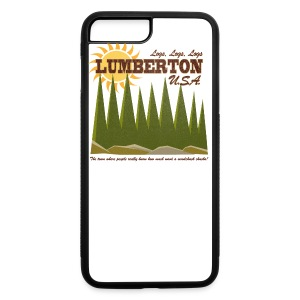 Lumberton, USA - iPhone 7 Plus Rubber Case
