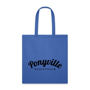 Ponyville - Tote Bag