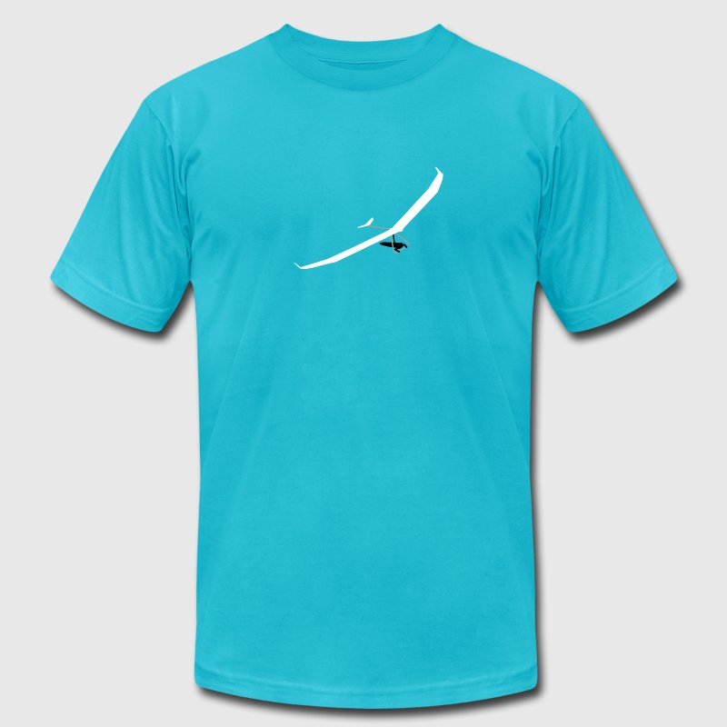 Hangglider Atos T-Shirts - Men's T-Shirt by American Apparel
