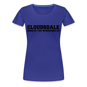 Cloudsdale - Women's Premium T-Shirt