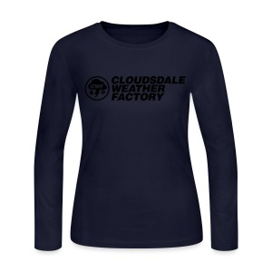 CWF - Women's Long Sleeve Jersey T-Shirt