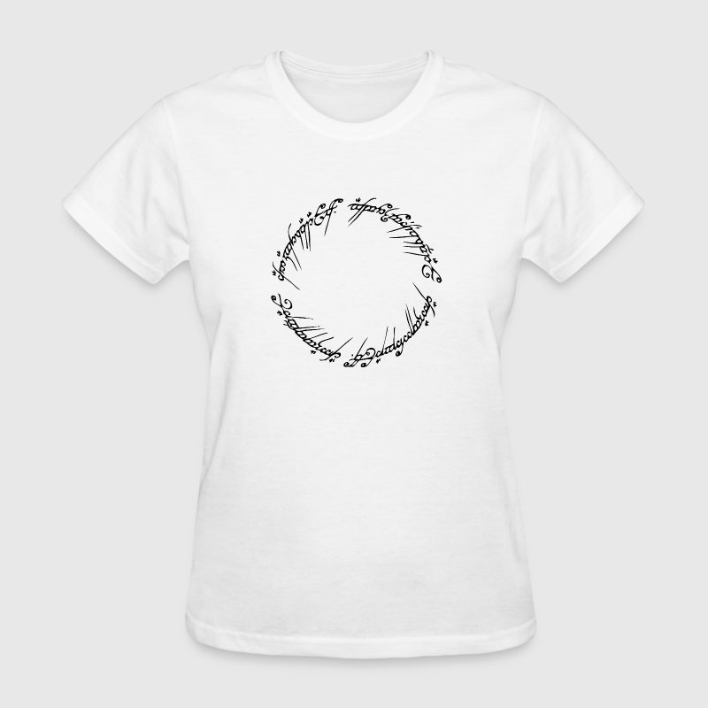 Lord of the Rings T-Shirt - Women's T-Shirt