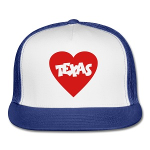 I Love Texas T-Shirt - Trucker Cap