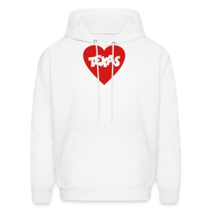 I Love Texas T-Shirt - Men's Hoodie
