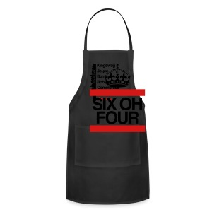 Special Edition Six Oh Four/Vancity Streets Hoodie - Adjustable Apron