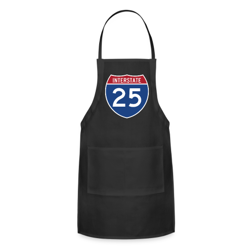 Interstate 25 - Mens - Adjustable Apron