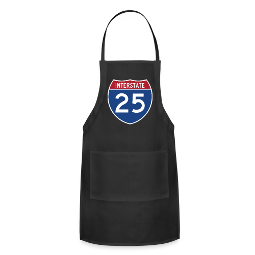 Interstate 25 - Mens - Adjustable Apron