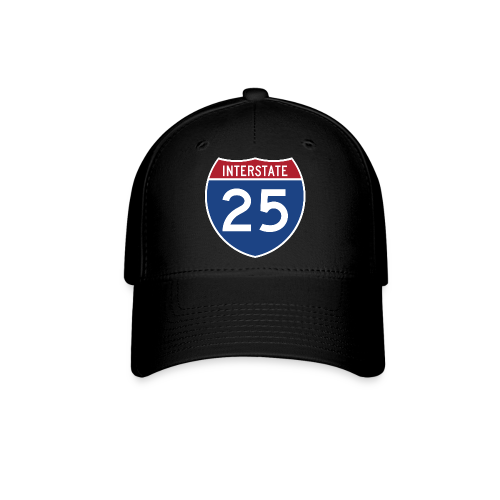 Interstate 25 - Mens - Baseball Cap