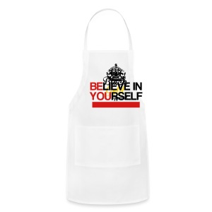 Believe In Yourself Long Sleeve Womens - Adjustable Apron