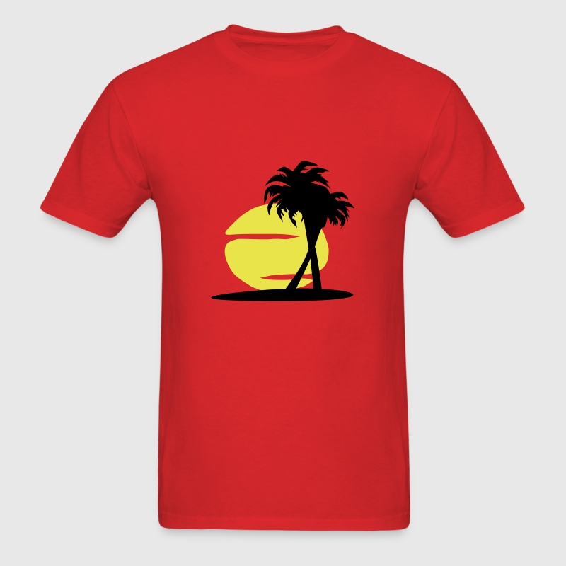 Island Dream, Summer T-Shirts - Men's T-Shirt