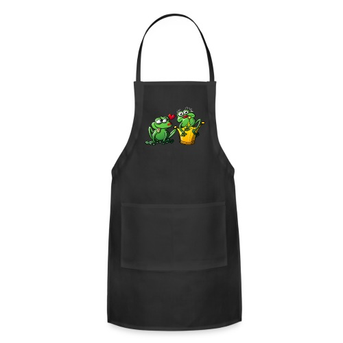Princess is a Frog Now - Adjustable Apron
