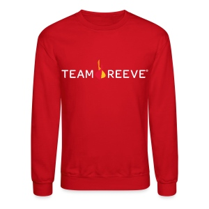 Team Reeve Men's Hooded Sweatshirt - Crewneck Sweatshirt
