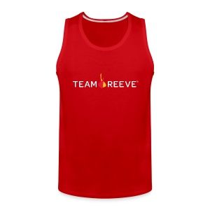 Team Reeve Men's Hooded Sweatshirt - Men's Premium Tank