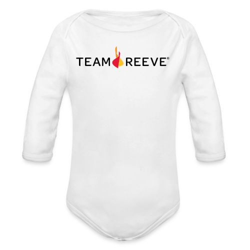 Team Reeve American Apparel Men's Tee  - Organic Long Sleeve Baby Bodysuit