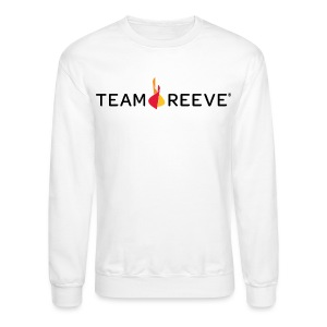 Team Reeve American Apparel Men's Tee  - Crewneck Sweatshirt