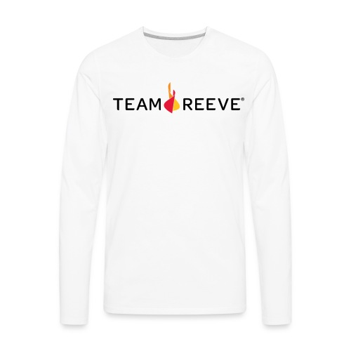 Team Reeve American Apparel Men's Tee  - Men's Premium Long Sleeve T-Shirt