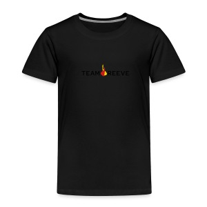 Team Reeve Baby Short Sleeve Tee - Toddler Premium T-Shirt