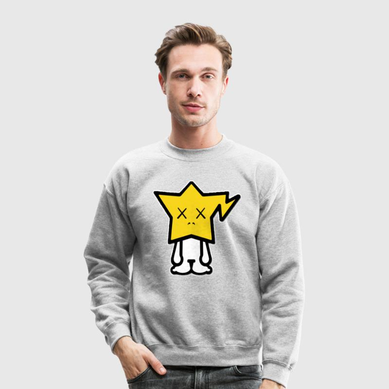 KAWS Long Sleeve Shirts - Crewneck Sweatshirt