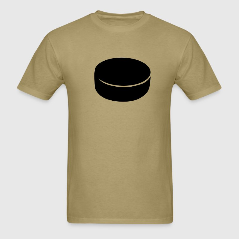 Hockey puck T-Shirts - Men's T-Shirt