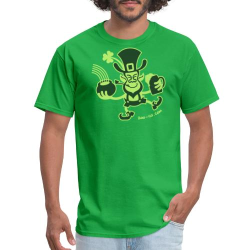 Saint Patrick's Leprechaun - Men's T-Shirt