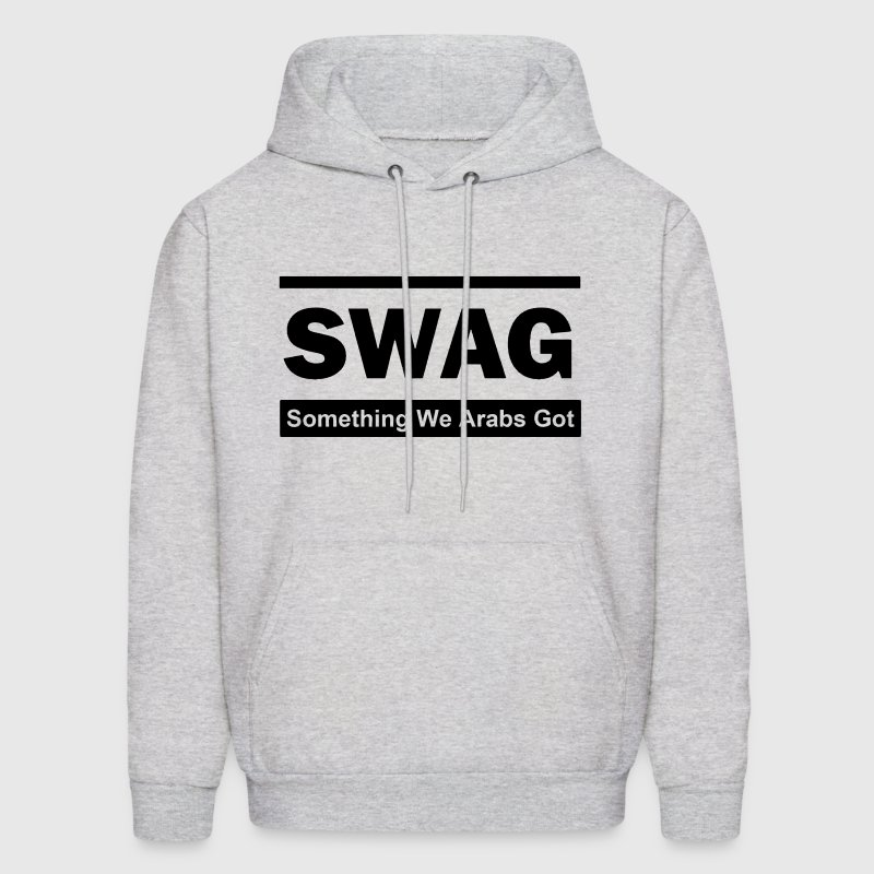 Swag (Something We Arabs Got) Hoodies - Men's Hoodie