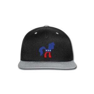 Politipony - Snap-back Baseball Cap
