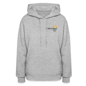 descent (front & back) (AA) - Women's Hoodie