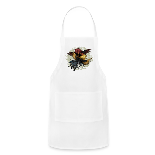 C-1203 Ying Yang Gallos - Adjustable Apron