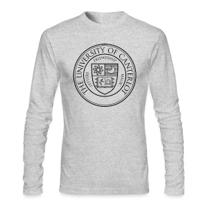 UC - Men's Long Sleeve T-Shirt by Next Level