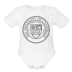 UC - Short Sleeve Baby Bodysuit