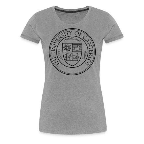 UC - Women's Premium T-Shirt