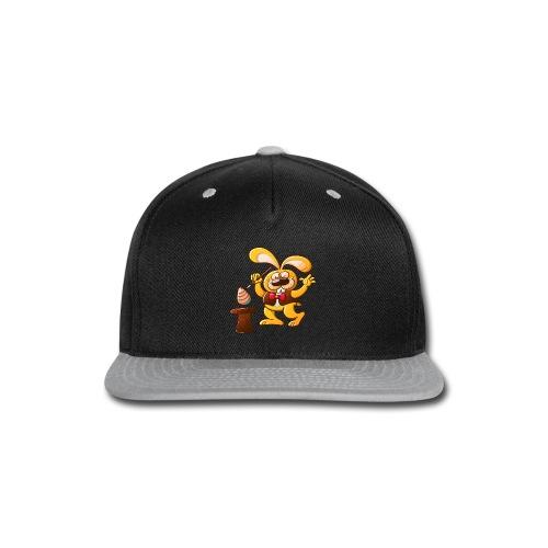 Magician Easter Bunny - Snap-back Baseball Cap